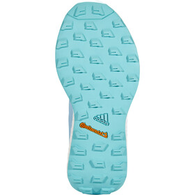 adidas TERREX Two Ultra Parley Trail Running Shoes Women dash grey/footwear white/blue spirit